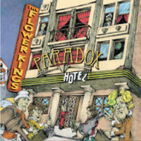Flower Kings - Paradox Hotel - Cover