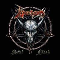 Venom - Metal Black - Cover