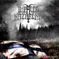 Impaled Nazarene - Pro Patria Finlandia - Cover