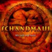 Schandmaul - Mit Leib und Seele (+) - CD-Cover