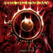 Arch Enemy - Wages Of Sin - CD-Cover