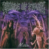 Cradle Of Filth - Midian - CD-Cover