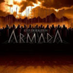 Cover - Keep Of Kalessin – Armada