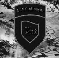 Vreid - Pitch Black Brigade (-) - Cover