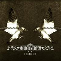 Madder Mortem - Desiderata - Cover