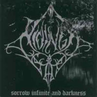 Nidingr - Sorrow Infinite and Darkness - Cover