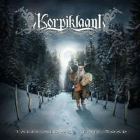 Korpiklaani - Tales Along This Road - Cover