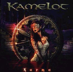 Kamelot - Karma - Cover