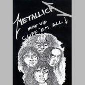 Metallica - Cliff'em All (VHS) - CD-Cover
