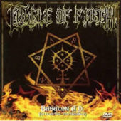 Cradle Of Filth - Babalon A.D. (DVD) - CD-Cover