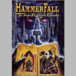 Cover - Hammerfall – The Templar Renegade Crusades (DVD)