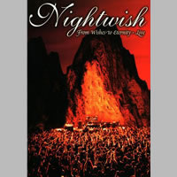 Nightwish - From Wishes To Eternity (DVD) - Cover