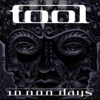 Tool - 10.000 Days - Cover