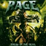 Cover - Rage – Speak Of The Dead