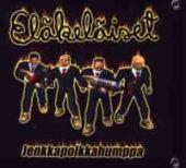 Eläkeläiset - Jenkkapolkkahumppa (EP) - CD-Cover