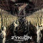 Cover - Zyklon – Disintegrate