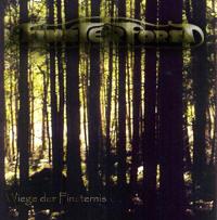 Finsterforst - Wiege der Finsternis - Cover