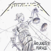 Metallica - ...And Justice For All - CD-Cover