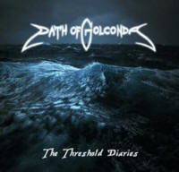 Path Of Golconda - The Threshold Diaries - Cover