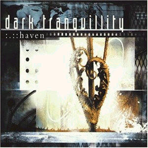 Dark Tranquillity - Haven - Cover