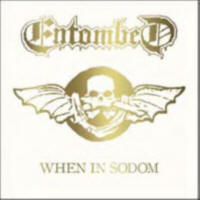 Entombed - When In Sodom (EP) - Cover