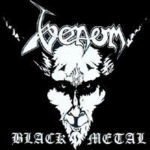 Cover - Venom – Black Metal