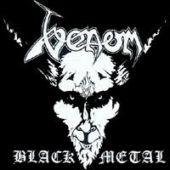 Venom - Black Metal - CD-Cover