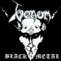 Venom - Black Metal - Cover