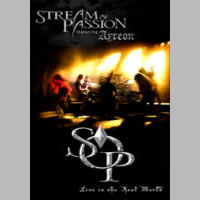 Stream Of Passion - Live In The Real World (DVD) - Cover