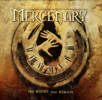 Mercenary - The Hours That Remain - Cover