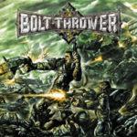 Cover - Bolt Thrower – Honour Valour Pride