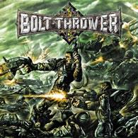 Bolt Thrower - Honour Valour Pride - Cover