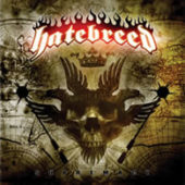 Hatebreed - Supremacy - CD-Cover