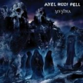 Axel Rudi Pell - Mystica - CD-Cover