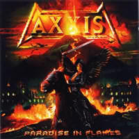 Axxis - Paradise In Flames - Cover