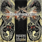 Die Apokalyptischen Reiter - Riders On The Storm - CD-Cover