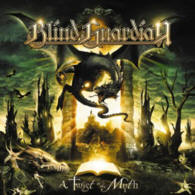 Blind Guardian - A Twist In The Myth - Cover