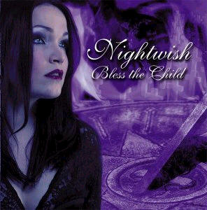 Nightwish - Bless The Child (EP) - Cover