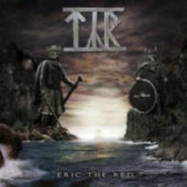 Týr - Eric The Red (Re-Release) - CD-Cover