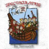 Spectaculatius - Das Narrenschiff - CD-Cover