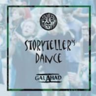 Galahad - Storyteller's Dance - Cover