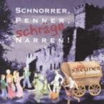 Cover - Die Streuner – Schnorrer, Penner, schräge Narren