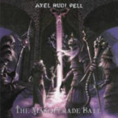 Axel Rudi Pell - Masquerade Ball - CD-Cover