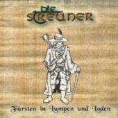 Die Streuner - Fürsten in Lumpen und Loden - CD-Cover