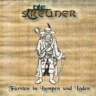 Die Streuner - Fürsten in Lumpen und Loden - Cover