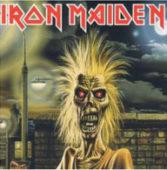 Iron Maiden - Iron Maiden - CD-Cover