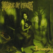 Cradle Of Filth - Thornography - CD-Cover