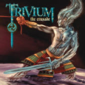 Trivium - The Crusade - CD-Cover