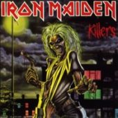 Iron Maiden - Killers - CD-Cover
