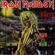 Iron Maiden - Killers - Cover